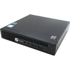 hp ProDesk 400 G2 DM【Core i5-6500T/4GB/500GB】【Win10Pro-64bit】【中古】【送料無料】(沖縄・離島を除く)