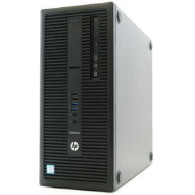 hp EliteDesk 800 G2 TWR【Core i7/32GB/SSD256&HDD3TBWin10-64bit/マルチ】【中古】【送料無料】(沖縄、離島を除く)