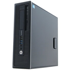 hp EliteDesk 800 G1 SFF【Core i7-4790/16GB/SSD128GB + HDD500GBWin10-64bit】【中古】