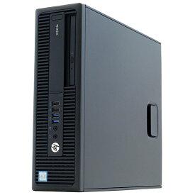 hp ProDesk 600 G2 SFF【Core i5 6500/8GB/500GBWin10-64bit】【中古】【送料無料】