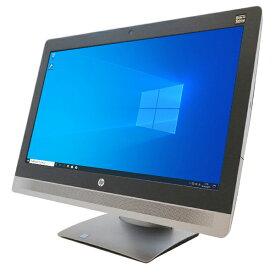 HP Pro One 600 G2 All-in-One【Corei3 6100(3.70GHz 2コア4スレッド)/4GB/500GB/21.5型FHD/Win10 64bit】【中古】【送料無料※沖縄・離島を除く】
