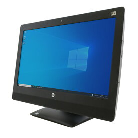 HP Pro One 600 G3 All-in-One【Corei3 6100(3.70GHz 2コア4スレッド)/4GB/500GB/21.5型FHD/Win10 64bit/リカバリ付属】【中古】【送料無料※沖縄・離島を除く】