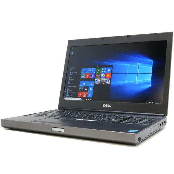 DELLPrecision M4800 Mobile Workstation【Core i7_4800MQ/16GB/SSD_128GB+HDD_500GB】【FirePro M5100/フルHD液晶】【Windows10 Pro 64bit】【中古】