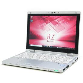 Panasonic Let's note CF-RZ6【Core i5/8GB/M.2 SSD256/ タッチパネル/WUXGA/Win10】【中古】【無線LAN】【送料無料】(沖縄、離島を除く)