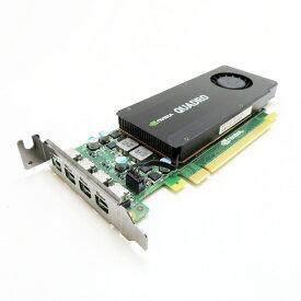 NVIDIA Quadro K1200 DDR5 4GB PCI-Expressグラフィックボード ロープロファイル【中古】【送料無料】