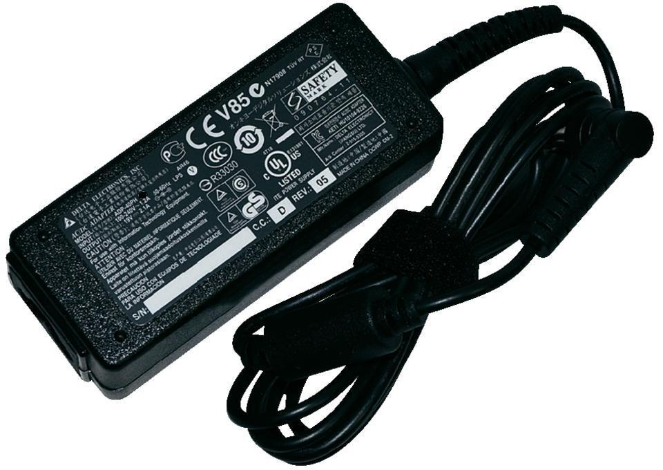 新品純正 Acer 日本エイサーノートブック対応 ADP-40PH ADP-40KD BB ACアダプター 外径約5.5mm内径約1.7mm