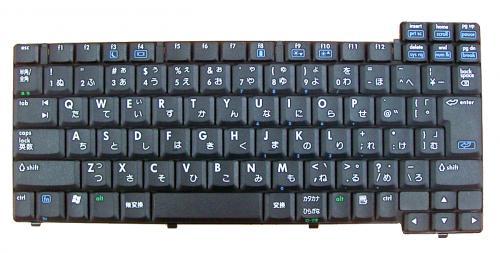HP:Compaq nc6320シリーズ用 ノートパソコン キーボード 新品 黒 NSK-C6A0J 〔対応機種〕・HP Compaq NX6310シリーズ/・HP Compaq NX6315シリーズ/・HP Compaq NX6320シリーズ/・HP Compaq NX6325シリーズ