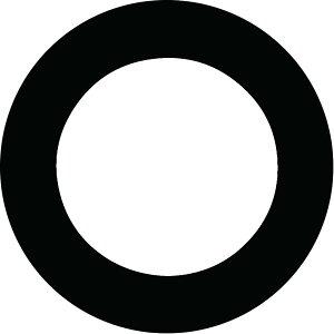 【送料無料】家紋シール 黒餅 布タイプ6枚セット NS-3194