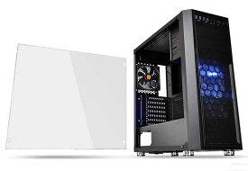 Thermaltake Versa H26 ミドルタワー型PCケース ブラック CA-1J5-00M1WN-01
