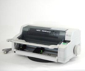 【中古】NEC MultiImpact 700LE 水平ドットインパクトプリンタ PR-D700LE パラレル