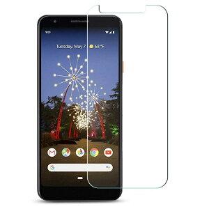 【送料無料】 Google Pixel 3a/3a XL仕様選択可能 強化ガラス 液晶保護フィルム ガラスフィルム 耐指紋 撥油性 表面硬度 9H 業界最薄0.3mmのガラスを採用 2.5D ラウンドエッジ加工 液晶ガラスフィル
