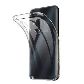 【送料無料】Galaxy A30 SCV43 専用ソフトケース TPU保護ケース・カバー 耐衝撃 クリアケース