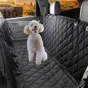 新型ペット用ドライブシート 車用ペットシート カーシートカバー 滑り止め 高品質 防水 水洗い可能 撥水 折りたたみ …