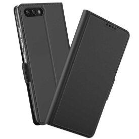【送料無料】ASUS ZenFone 4 ZE554KL用スマホケース 手帳型ケース カバー マグネット 定期入れ ポケット シンプル スマホケース