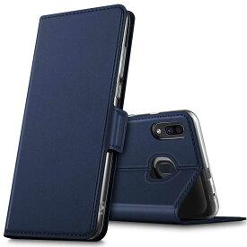 【送料無料】Galaxy A30 SCV43 au 手帳型ケース カバー マグネット 定期入れ ポケット シンプル スマホケース