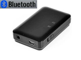 iPad/iPhone/スマホ対応3.5mm ヘッドホン/AUX オーディオ Bluetooth レシーバー ☆音声受信機【P25Apr15】
