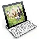 iPad4/3/2用 iPadair1/2用iPadmini1/2/3用選択可能 ワイヤレス Bluetooth キーボード スリム薄型☆2サイズ全2色選択