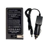 【送料無料】CANONLP-E12対応互換急速充電器(カーチャージャー付属)☆EOSM/KissX7