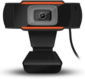 【送料無料】ウェブカメラ HD1080P / HD720P内蔵 マイク付き PCカメラ オンライン授業 教育用 コンピュータウェブカメラ,ビデオ通話、録画、会議、ゲーム用ラップトップWEBカメラ ドライバ不要 Windows/Macなど対応 在宅勤務用