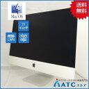 【中古デスクトップパソコン】Apple/iMac/ME087J/A/Core i5 2.9GHz/HDD 1TB/メモリ 8GB/21.5インチ/Mac OS ...