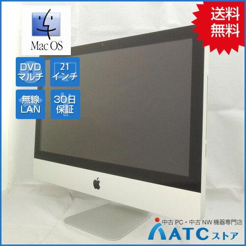 【中古デスクトップパソコン】Apple/iMac/MC812J/A/Core i7 2.8G/HDD 2TB/メモリ16GB/21.5インチ/Mac OS X 10.7【良】