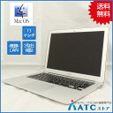 【中古ノートパソコン】Apple/MacBook Air/MJVE2J/A/Core i5 1.6G/SSD 128GB/メモリ4GB/13.3インチ/Mac ...