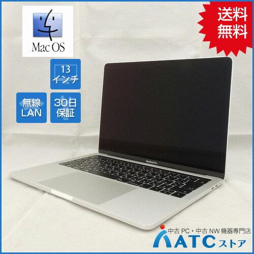 【中古ノートパソコン】Apple/MacBook Pro Retina Touch Bar搭載/MPXY2J/A/Core i5 3.1GHz/SSD 512GB/メモリ 8GB/13.3インチ/Mac OS X 10.12【良】