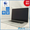 【中古ノートパソコン】Apple/MacBook Pro Retina/MJLQ2J/A/Core i7 2.2GHz/SSD 256GB/メモリ 16GB/1...