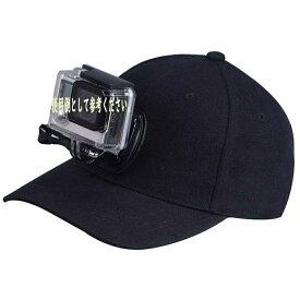 【送料無料】 Gopro,SJ4000コンパクトカメラ用マウント付き野球帽子 Gopro Fusion/Hero 6/5/4 3+/3/2/GoPro Hero5 Session,SJ4000/SJ5000/SJ6000 SJCAM YIその他スポーツカメラ