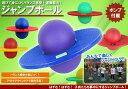 【送料無料】ジャンプボール バランスボール ポンプ付き アウトドア エクササイズ 運動 子供 遊具 TEC-JUMPBBD