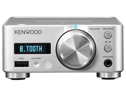 【送料無料・一部地域除く】KENWOOD KA-NA7 インテグレーテッドアンプ■ハイレゾ音源に対応した前面USBと背面PC入力端子を装備、USBフラッシュメモリーやパソコン内にあるハイレゾ音源データを再生することができます【スピーカーは別売です】