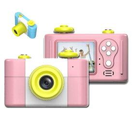 子供用カメラ ブルー ピンク デジタルカメラ トイカメラ 500万画素 録画機能 子供 お祝い デジカメ 男の子 女の子 tecc-kodocame[送料無料・一部地域除く]