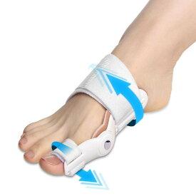親指矯正 外反母趾サポーター 外反母趾 悪化防止 足指保護 サポーター 足曲がり 美脚姿勢改善 痛み 軽減 1個入り tecc-gaispwh 左右兼用
