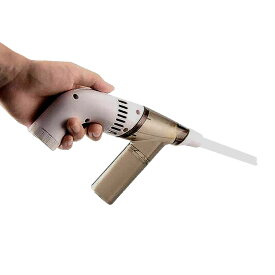 コードレス 掃除機 小型 強力吸引 ハンディ クリーナー 掃除機 電池式 小型 隙間 静音 乾湿両用 家庭 車 カー用品 ゴミ tecc-hanclean 電池式