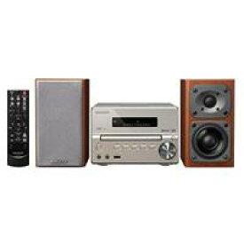 【送料無料・一部地域除く】KENWOOD ケンウッド Bluetooth搭載ハイレゾ対応ミニコンポ ゴールド Compact Hi-Fi System X-K330-N XK-330-N