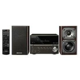 【ポイント祭】【送料無料・一部地域除く】【箱潰れ:新品】 KENWOOD ケンウッド Bluetooth搭載ハイレゾ対応ミニコンポ ブラック Compact Hi-Fi System X-K330-B XK-330-B
