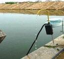 【送料無料】電池式 自動 汲み上げポンプ 給水 排水 船 ボート 釣り キャンプ アウトドア 海 河 川 湖 TEC-KUMIPD