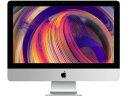 Apple iMac Retina 5K intel Core i5 3.0GHz(6コア) 27インチ Silver (2019) クアッドコア MRQY2J/A【中古】