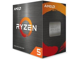 AMD 【CPUクーラー付属】AMD Ryzen 5 5600X With Wraith Stealth Cooler (6C/12T3.7GHz65W) 100-100000065BOX【国内正規品】