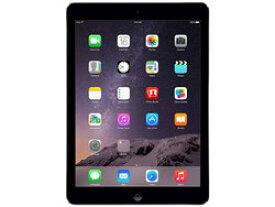 【中古】Apple iPad Air Wi-Fiモデル 16GB MD785J/B [スペースグレイ](10日間返品保証)