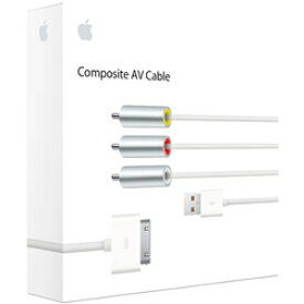 Apple コンポジットAVケーブル MC748AM/A
