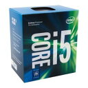 Intel Core i5-7500 BOX (LGA1151 3.4GHz 6MB 65W)[BX80677I57500] Kabylake