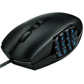 ロジクール MMO Gaming Mouse G600 G600t (USB接続 20ボタン MMOゲーミングマウス)
