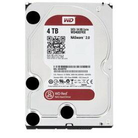Western Digital 3.5インチ内蔵HDD WD Red WD40EFRX-RT2 (4TB SATA600 5400 64MB) 代理店1年保証