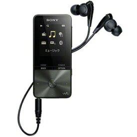 ソニー ウォークマン Sシリーズ NW-S315 B (ブラック 16GB)