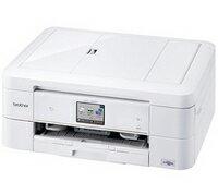 【店頭展示使用品】ブラザー プリビオ DCP-J968N-W (A4インクジェット複合機プリンタ)