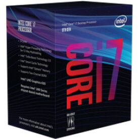 Intel Core i7 8700K BOX (LGA1151 3.70GHz 12MB 95W) [BX80684I78700K] CoffeeL