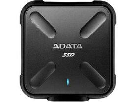 ADATA Durable SD700 External ASD700-256GU3-CBK [ブラック]
