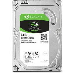 SEAGATE 3.5インチ内蔵HDD ST6000DM003 (6TB SATA) 代理店保証1年