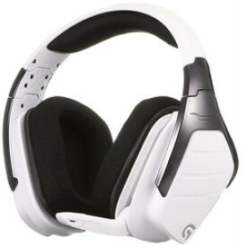 ロジクール ゲーミングヘッドセット G933 SNOW Wireless 7.1 Surround Gaming Headset G933rWH [ホワイト]